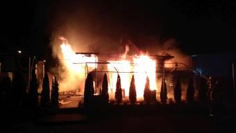 Kopie von Brand im «Mi Casa Loca» in Villmergen – Lokal vollkommen zerstört (26.02.2019)