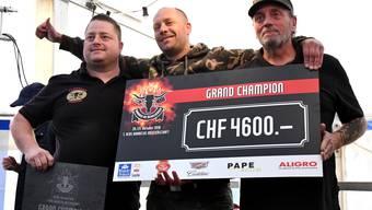 Grillmeisterschaft Schlieren 2018