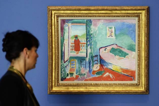 «Interieur a Collioure» von Henri Matisse (1905)