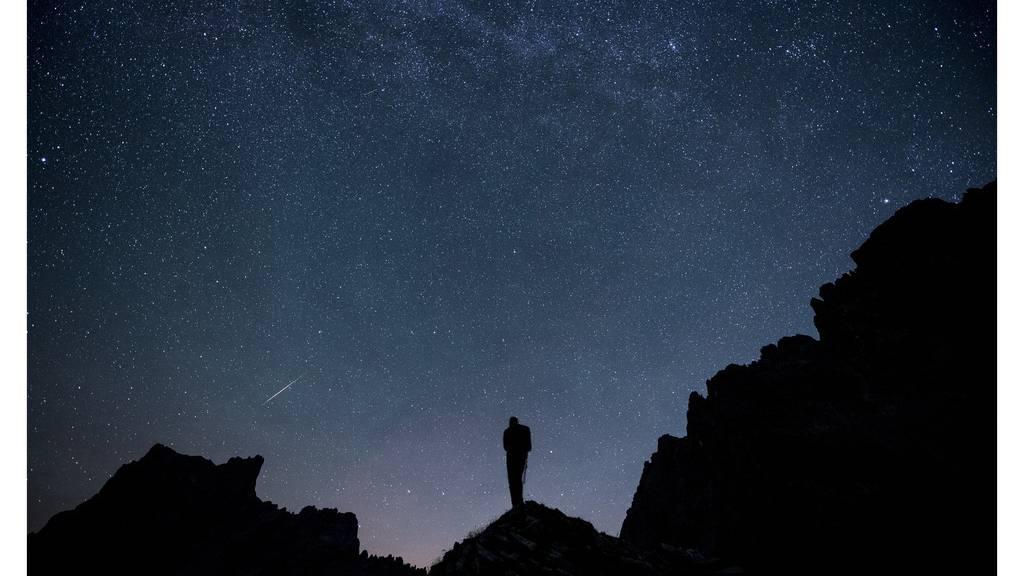 Himmelsgucker hoffen auf viele Perseiden-Sternschnuppen