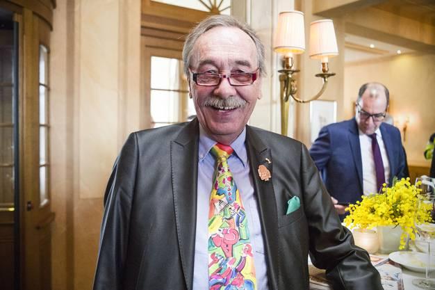 «Fasnacht bedeutet Freiheit», sagt Alt-Grossrat und Teamberater der «Kleinbasler Zeitung» Roland Vögtli