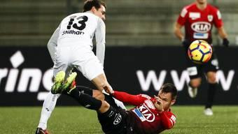 FC Wil - FC Aarau 16.03.2018