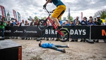 Eröffnung der Bike Days 2019