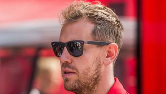 Sebastian Vettel war am ersten Trainingstag auf dem Hungaroring der Schnellste