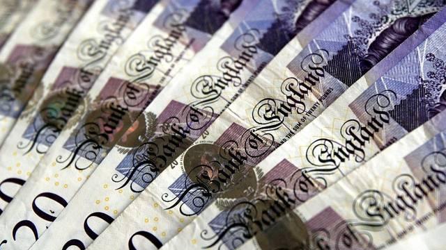 Theoretisch besässe der Gewinner einen Koffer mit 200'000 20-Pfund-Scheinen (Symbolbild)