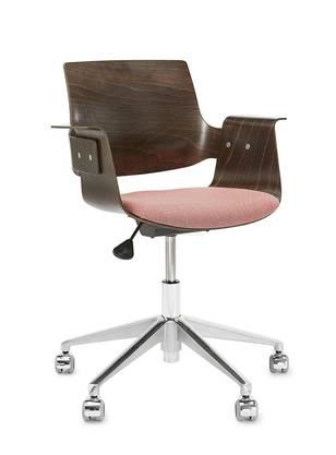 Auf dem Atelierstuhl von Embru sitzt es sich gut - den ganzen Tag. Circa 1100 Fr. embru.ch