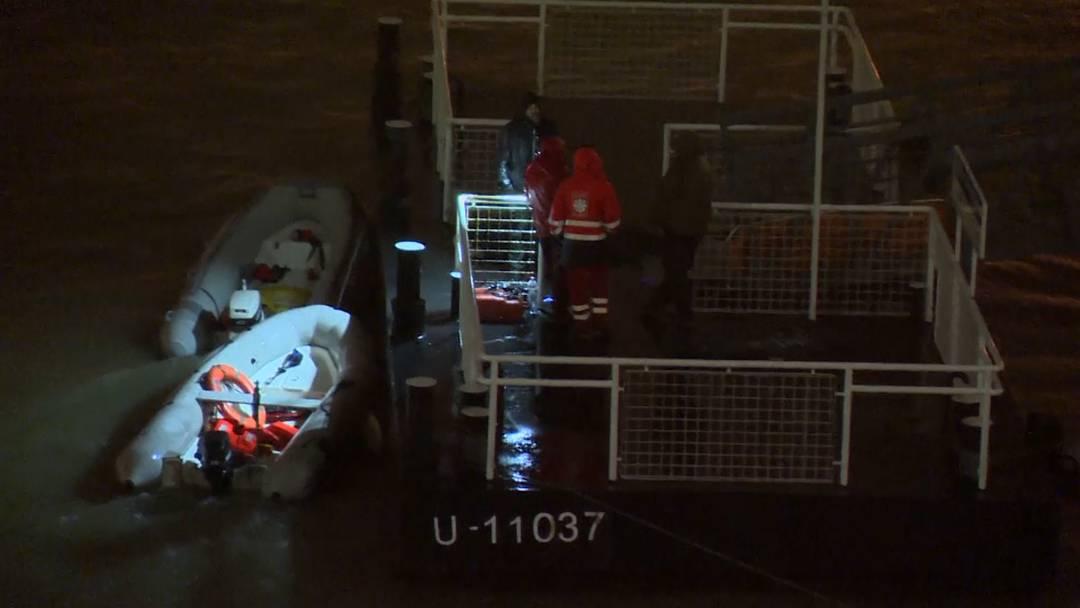 Tote und Vermisste nach Schiffsunglück in Budapest