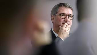"""""""Spiel mit dem Feuer"""": SP-Chef Christian Levrat warnt vor einem Scheitern des Sozialpartner-Kompromisses zur beruflichen Vorsorge."""