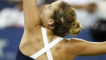 Timea Bacsinszky greift nach ihrem zweiten WTA-Titel