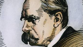 Friedrich Nietzsche (1844–1900) polarisiert noch heute.
