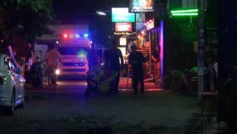 Bombenanschlag in Thailand: Zwei Explosionen erschüttern das Touristenziel Hua Hin südlich von Bangkok.