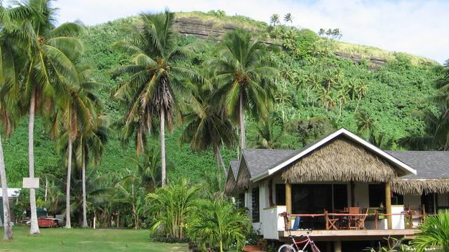Ein Paradies - die Insel Aitutaki (Archiv)