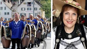 Christine Egerszegi wird OK-Präsidentin des eidgenössischen Volksmusikfestes 2015