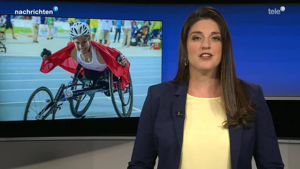Wieder Gold für Manuela Schär an den Paralympics