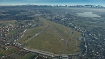 Der Bund will 70 Hektaren vom Flugplatz Dübendorf im Baurecht abtreten –, wenn der Kantonsrat den Innovationspark planungsrechtlich festsetzt.PHOTOPRESS