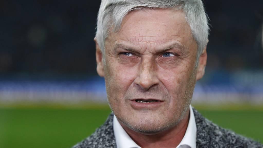 Armin Veh ist nicht mehr Sportchef des FC Köln