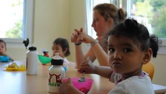 Vorschulische Angebote wie Kindertagesstätten sollen besser vernetzt werden. az Archiv