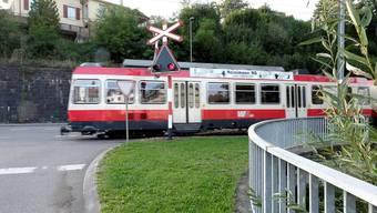 Das Waldenburgerli soll freie Fahrt für den Wechsel zur Meterspur haben. (Archiv)