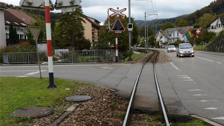 Niederdorf wird zwei Jahre lang unter Bauarbeiten leiden müssen. (Archiv)