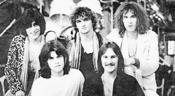 1979 präsentierte sich die Band, vier Jahre nach der Gründung, noch jung und rebellisch.