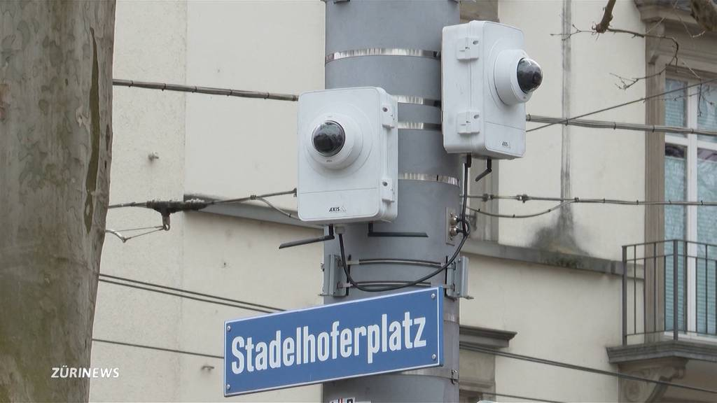 Polizei installiert Überwachungskameras rund ums Seebecken