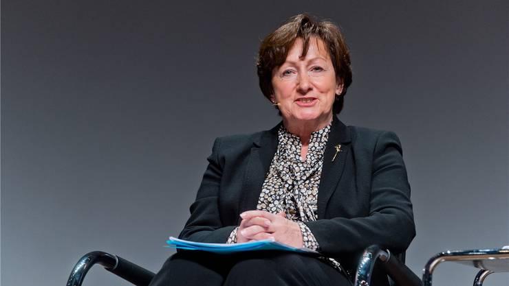 Sylvia Flückiger, SVP-Nationalrätin.