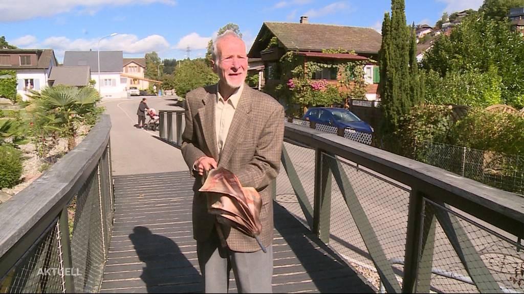 Raubüberfall in Gränichen: 87-jähriger Rentner wehrt sich mit einem Schirm
