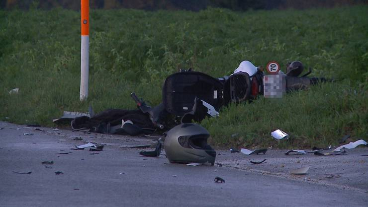 Am Dienstagmorgen kam es in Gächliwil zu einem schlimmen Unfall.
