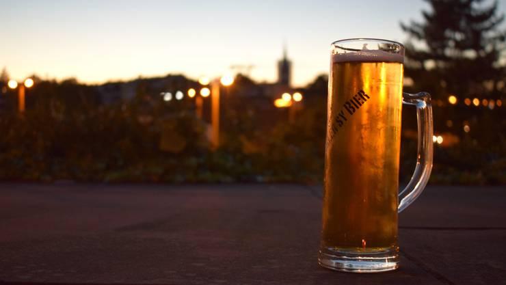 Das Bier aus der Bollwerk Buvette schnitt im Test mit der Note 5 ab.