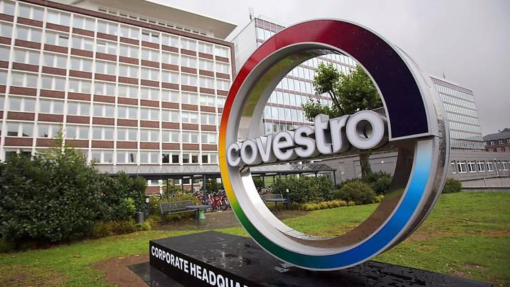Covestro-Hauptsitz in Leverkusen: Bayer geht mit seiner Kunststofftochter an die Börse.