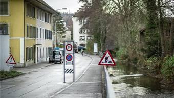 Der Einwohnerrat entscheidet über die Sanierung der Bachstrasse.