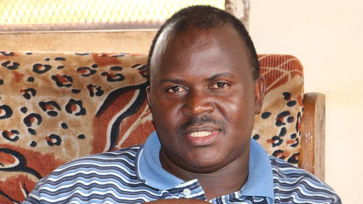 Costantine Nyambajo, Nationaler Koordinator bei Terres des Hommes in Tanzania.