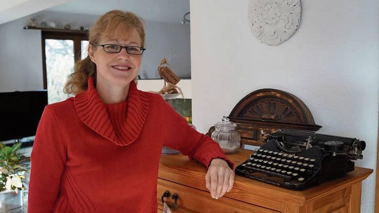 Sandra Huber ist die erste Frau in der Geschichte von Lengnau, die zur Gemeindepräsidentin gewählt wurde.