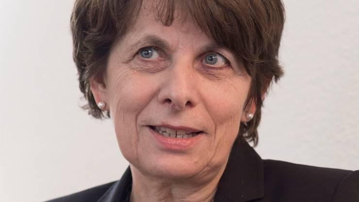 Jolanda Urech, Stadtpräsidentin: «Eine Steuererhöhung erscheint im Moment nicht opportun.» (Archivbild)
