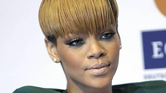 Rihanna ist bereits ein Star (Archiv)
