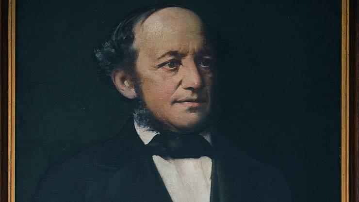 Jonas Breitenstein (1828-1877) wird auch als «Baselbieter Gotthelf» bezeichnet. zvg