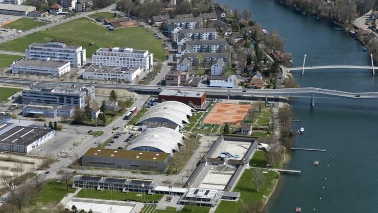 Das CIS Solothurn - Bilder von 2002 bis Mai 2016