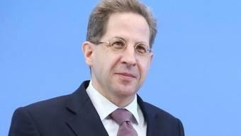 Verfassungsschutzpräsident Hans-Georg Maassen. (Archiv)