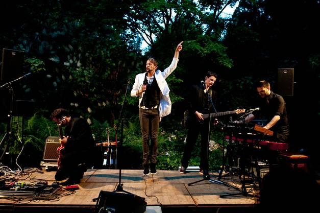 Musik im Park mit Michael von der Heide