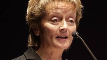 Eveline Widmer-Schlumpf gibt keine Details aus den Verhandlungen mit den USA preis (Archiv)