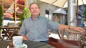 Marc Willemin, Verkehrsexperte und SVP-Politiker.