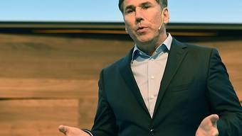 LafargeHolcim-Konzernchef Jan Jenisch: Um hohe Einsparungen zu erreichen, nimmt er auch den Doppelsitz Schweiz-Frankreich unter die Luppe.