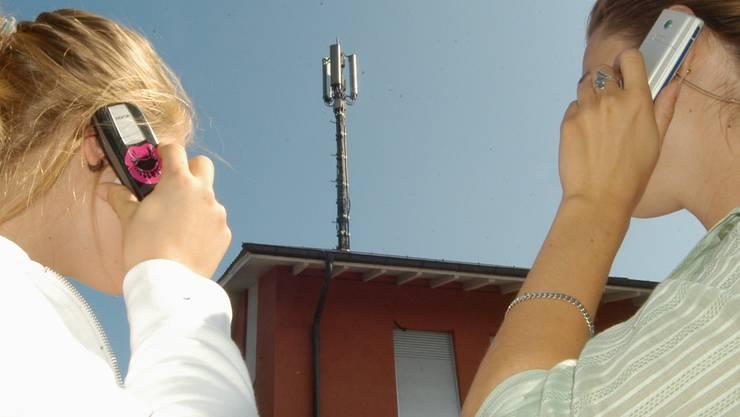 Sunrise sucht in Eggenwil nach Antennenstandorten - und verärgert damit den Gemeinderat (Symbolbild / Walter Schwager).