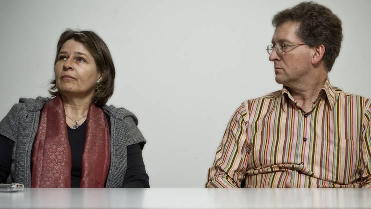Lucies Eltern, Nicole und Roland Trezzini, stellten Beweisergänzungsanträge.