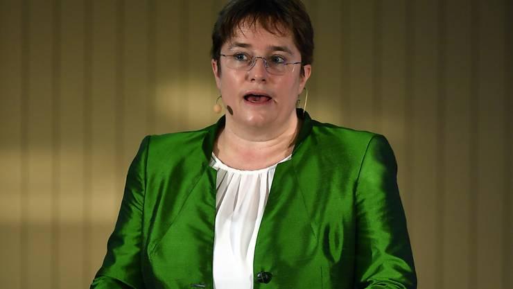 SVP-Nationalrätin Magdalena Martullo-Blocher ist Chefin der EMS-Chemie (Archivbild).