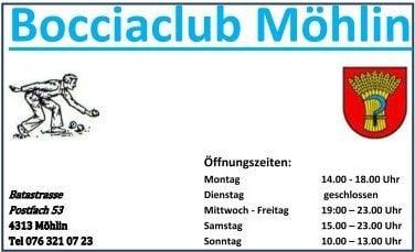 Boccia Club Möhlin