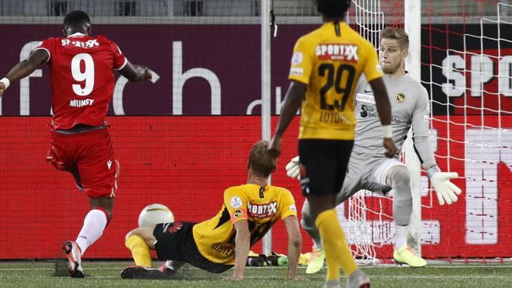 Von den Young Boys wird nach der 0:1-Niederlage gegen Schlusslicht Thun eine Reaktion erwartet