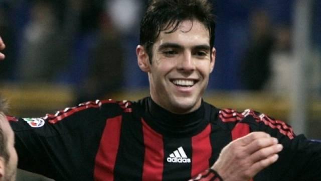 Kaka rettete Milan einen Punkt