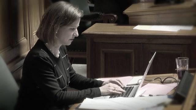 Immunität von Christa Markwalder gefährdet.