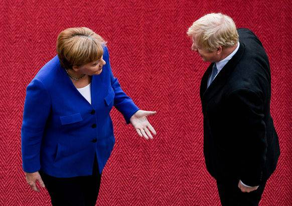 Angela Merkel und Boris Johnson werden auch dieses Jahr im Fokus stehen.
